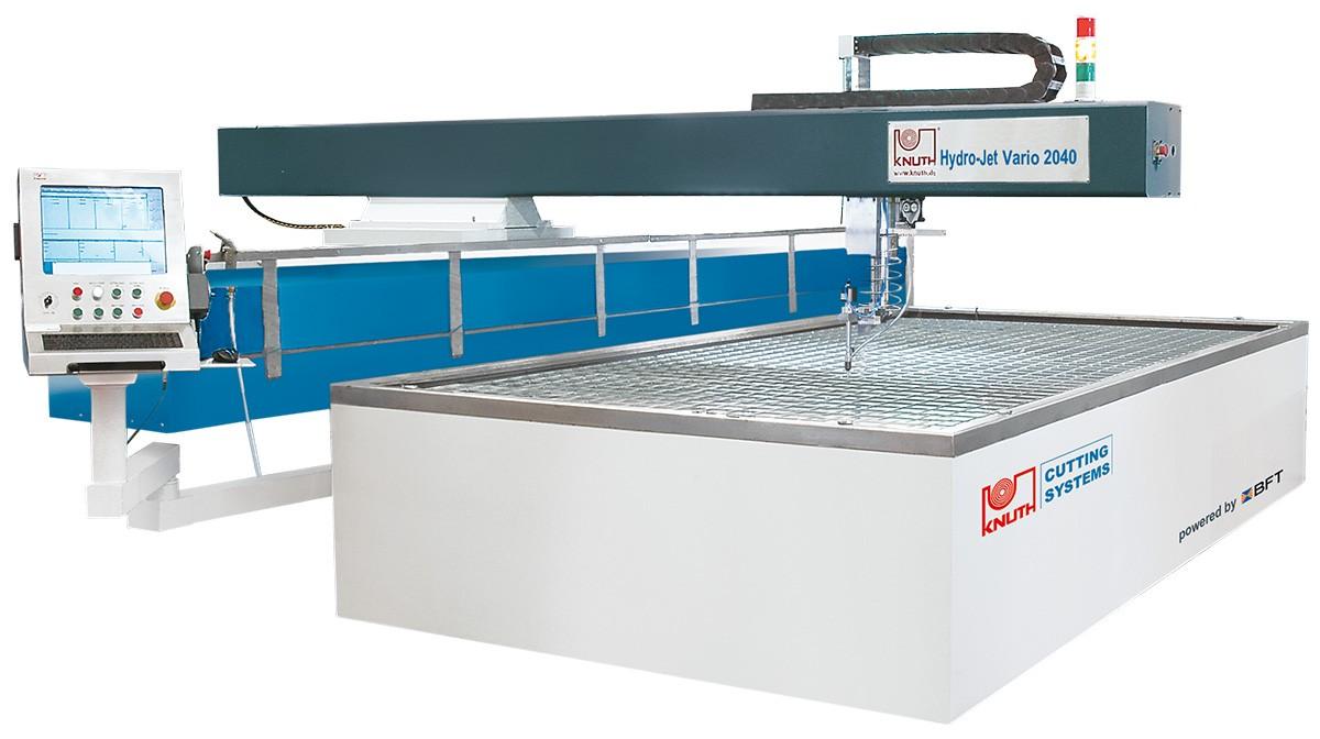 Acoustic foam sealing packaging solutions - Water jet 4